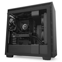 NZXT H710 Black (Side Window)