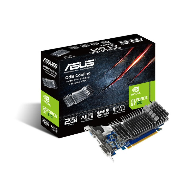 ASUS GEFORCE GT610 GT610-SL-2GD3-L WINDOWS 7 DRIVERS DOWNLOAD