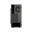 Cooler Master MasterBox E500L Red Side Window