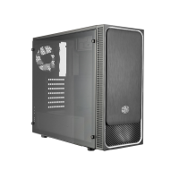 Cooler Master MasterBox E500L Silver Side Window