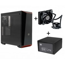 Cooler Master MasterBox Lite 5 Combo (MCW-L5S3-KANA50-LL12)