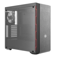 Cooler Master MasterBox MB600L Black/Red