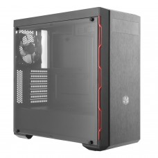 Cooler Master MasterBox MB600L Black/Red
