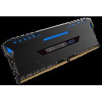Corsair Vengeance 16GB LED (2x8GB) DDR4 3000MHz Blue