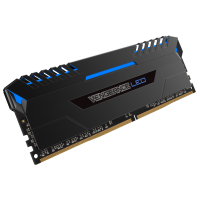 Corsair Vengeance LED 64GB (4 x 16GB, DDR4 2666Mhz)