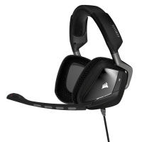 CORSAIR VOID RGB ELITE USB Carbon Premium Gaming Headset with 7.1 Surround Sound (CA-9011203-EU)