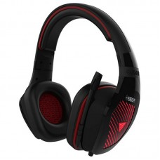 Gamdias EROS M1 RGB Headset Black/Red