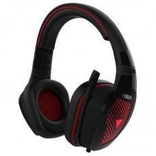 Gamdias EROS M1 RGB Headset Black/Red
