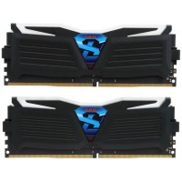 GeIL Super Luce RGB Black 16GB (2x8GB) DDR4 2400MHz