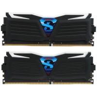 GeIL Super Luce RGB Black 16GB (2x8GB) DDR4 2400MHz