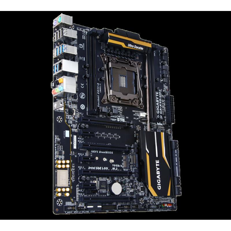 Gigabyte GA-X99-UD3P Intel LAN Treiber