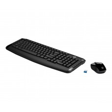 HP Wireless Keyboard and Mouse 300