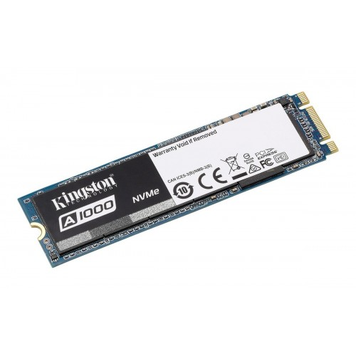 Kingston A1000 480GB (NVMe M.2 2280)