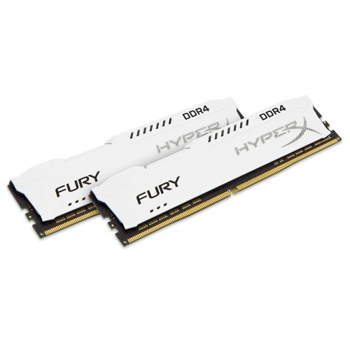 Kingston HyperX Fury 32GB White (2 x 16GB, DDR4 3200MHz)