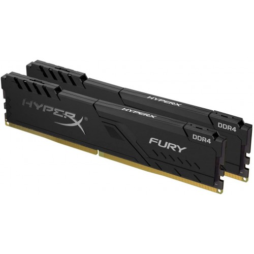 Kingston HyperX Fury Black 32GB (2 x 16GB, DDR4 3600MHz, CL17)