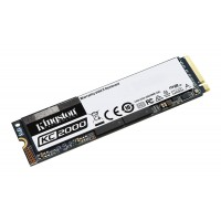 Kingston KC2000 500GB (M.2 2280, NVMe)