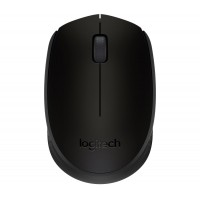 Logitech M171 Black Wireless Mouse