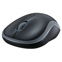Logitech M185 Grey Wireless Mouse