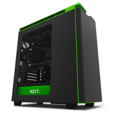 NZXT H440 Black/Green