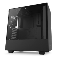 NZXT H500 Black (Side Window)