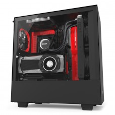 NZXT H500i Black/Red