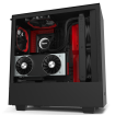 NZXT H510i Black/Red (Side Window)