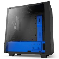 NZXT S340 Elite Black/Blue