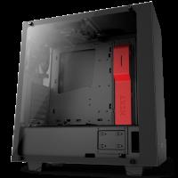 NZXT S340 Elite Black/Red