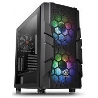 Thermaltake Commander C33 TG Black ARGB