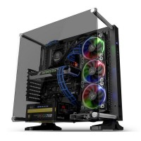 Thermaltake Core P3 Black Tempered Glass