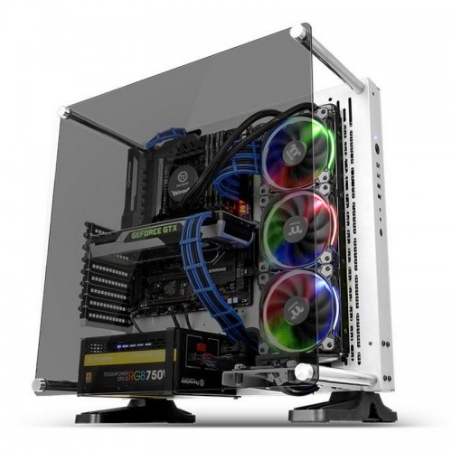 Thermaltake Core P3 White Tempered Glass