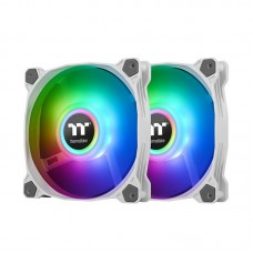 Thermaltake Pure Duo 14 ARGB Sync White (2 Pack Fans)