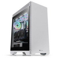 Thermaltake S500 Tempered Glass Snow Edition (Window)