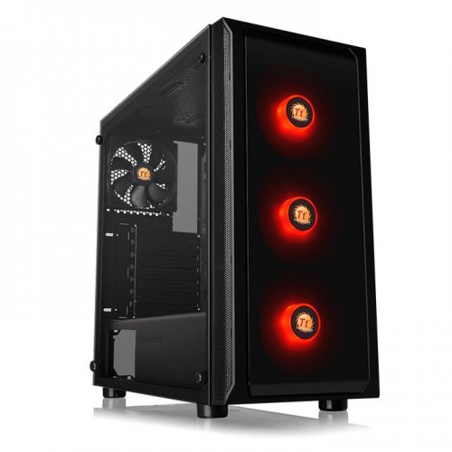 Thermaltake Versa J23 Tempered Glass RGB