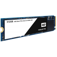 WD Black 512GB Performance SSD