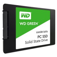 WD Green PC SSD 120GB