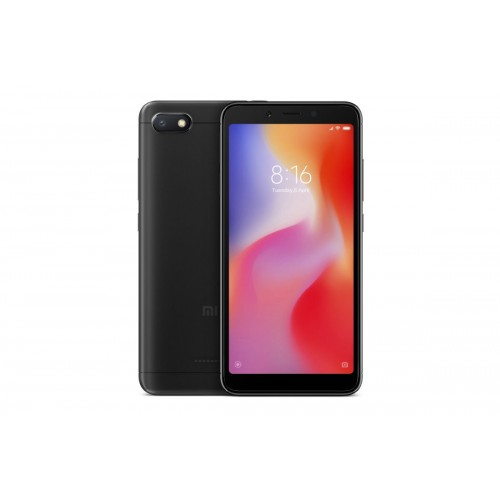Xiaomi Redmi 6A Black 16GB