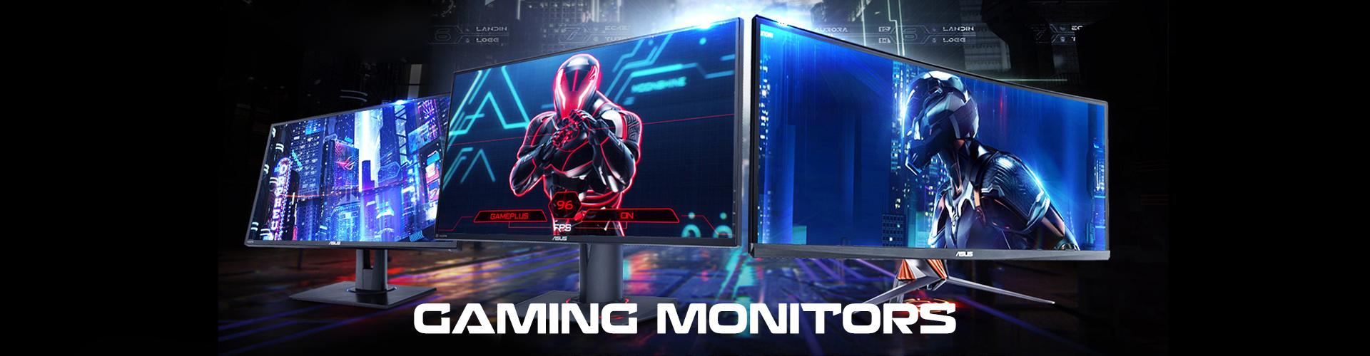 ASUS Monitors